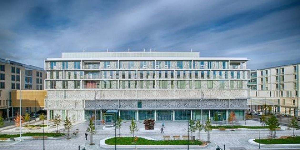 Hospital St. Olavs,      un hospital muy poco convencional.