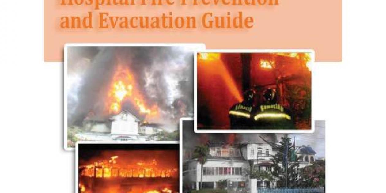 Guía Hospitalaria para la prevención de incendios y evacuación