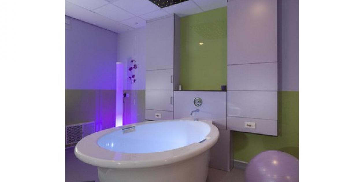 Productos Altro en la nueva unidad de partos del Hospital Worcestershire Royal