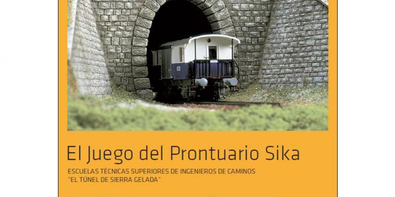 Nueva edición de los premios del prontuario Sika para estudiantes de ingeniería de caminos y estudiantes de arquitectura.