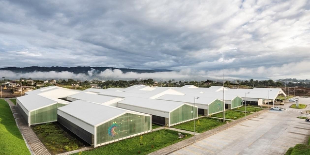 Hospital Paramétrico,                 una arquitectura urgente