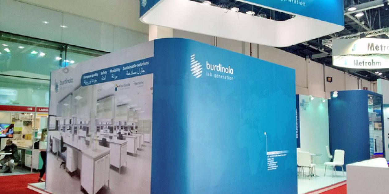 Burdinola impulsa desde Arablab su actividad en Emiratos Árabes