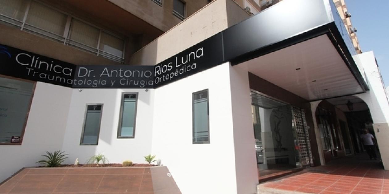 Soluciones Cosentino para Centros Sanitarios. Clínica Dr.Antonio Rios Luna