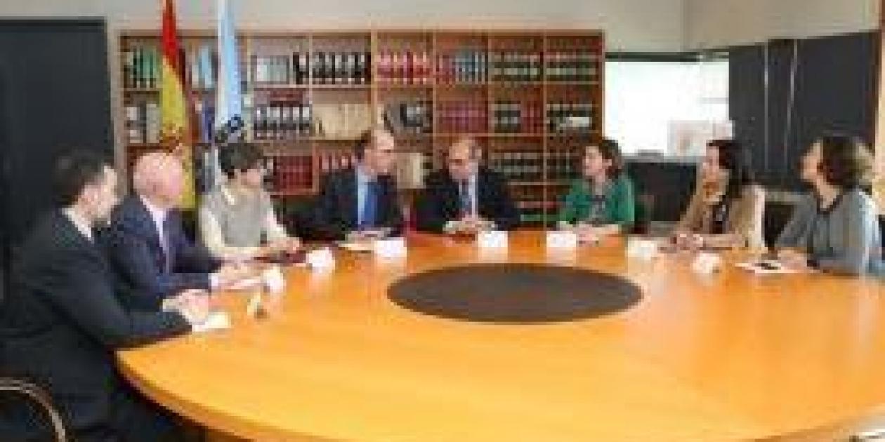 Los departamentos de salud de Galicia y Euskadi trabajan juntos en el desarrollo programas de innovación