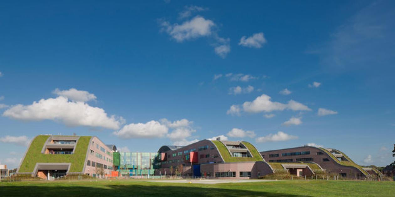 Alder Hey Childrens Health Park- Liverpool,   UK
