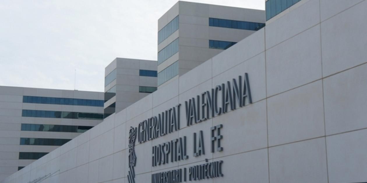 Proyecto de la señalética interior y exterior del Hospital Universitari i Politècnic La Fe de Valencia