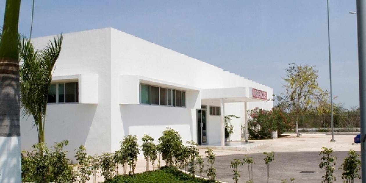 Hospital de la Amistad Corea-México,   en Mérido-Yucatán