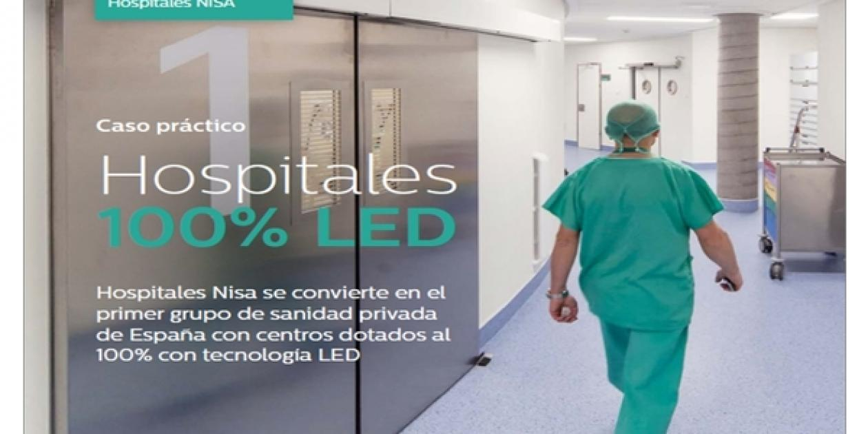 Caso práctico: Hospitales 100% LED
