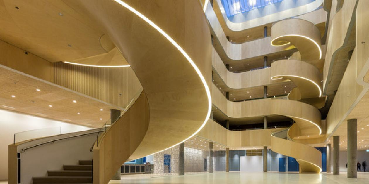 Nuevo Hospital Psiquiátrico de Slagelse,    Dinamarca