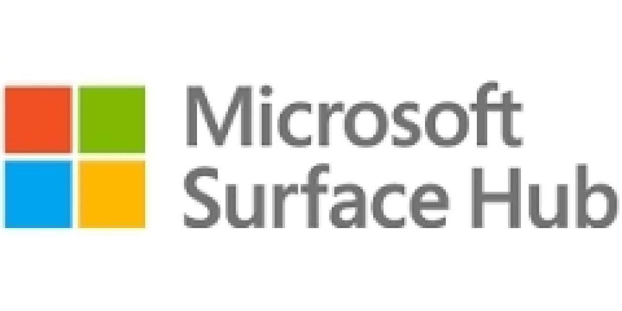 Microsoft Surface Hub: Hacer que la atención de alta calidad a pacientes sea aún mejor.