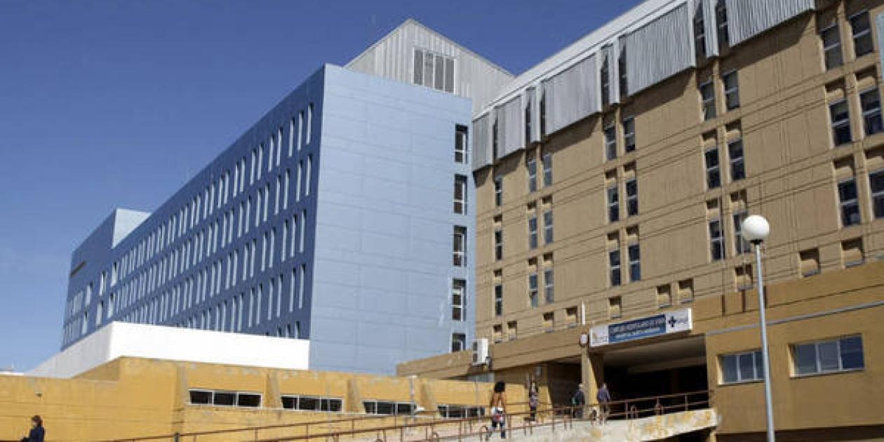 Sale a licitación la actualización del proyecto de ejecución de la Fase II del Hospital Santa Bárbara de Soria