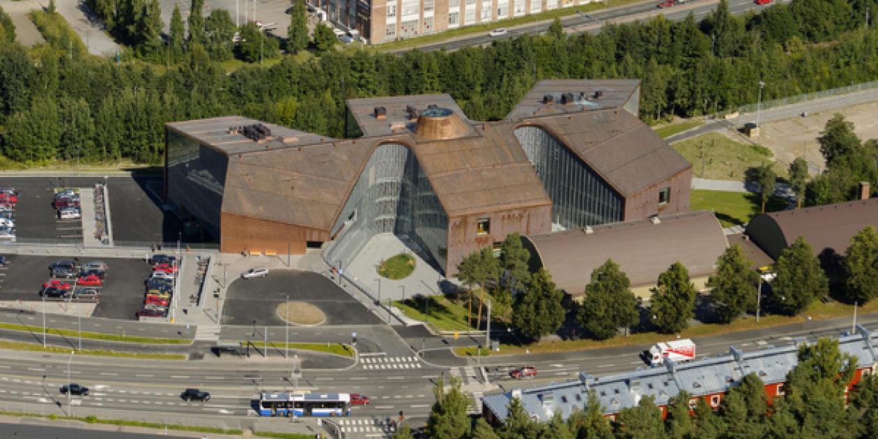Centro Sociosanitario,  Tampere- Finlandia