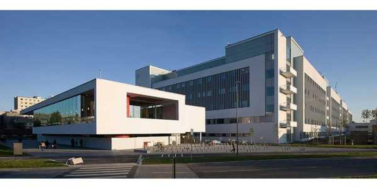 Hospital Universitario Akershus en Nordbyhagen, Noruega