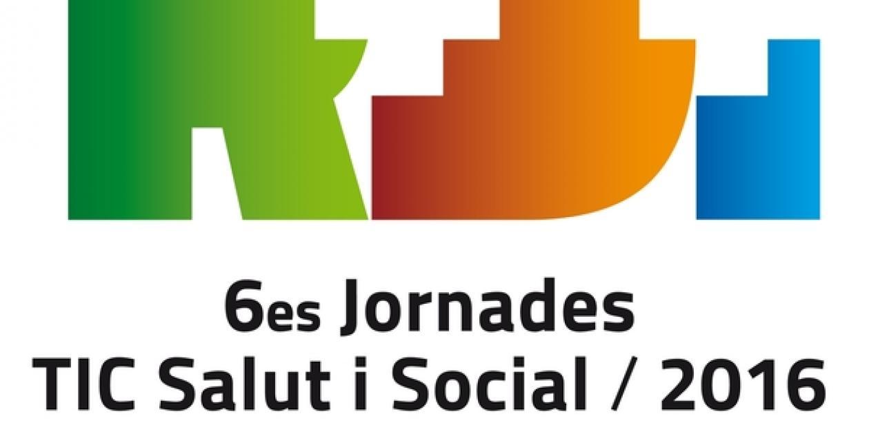 6es Jornades R+D+I TIC Salut i Social 2016