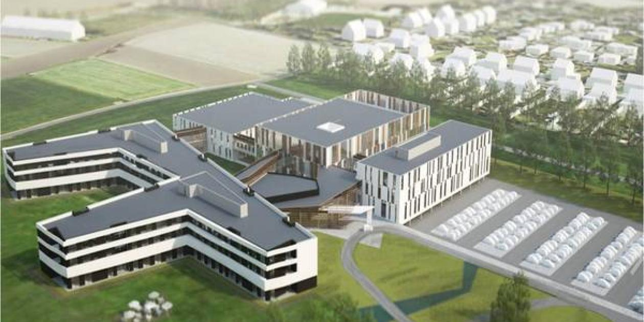 Maas en Kempen Hospital,      en Bélgica