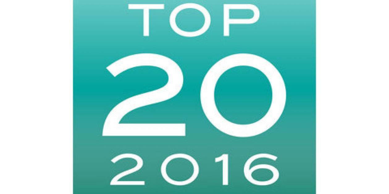 Premios HOSPITALES TOP 20,  edición 2016