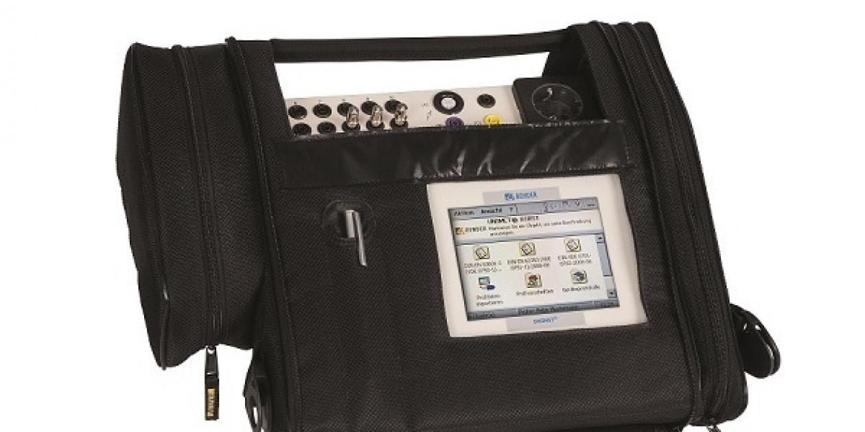 Comprobador automático de la seguridad eléctrica de los equipos de electromedicina