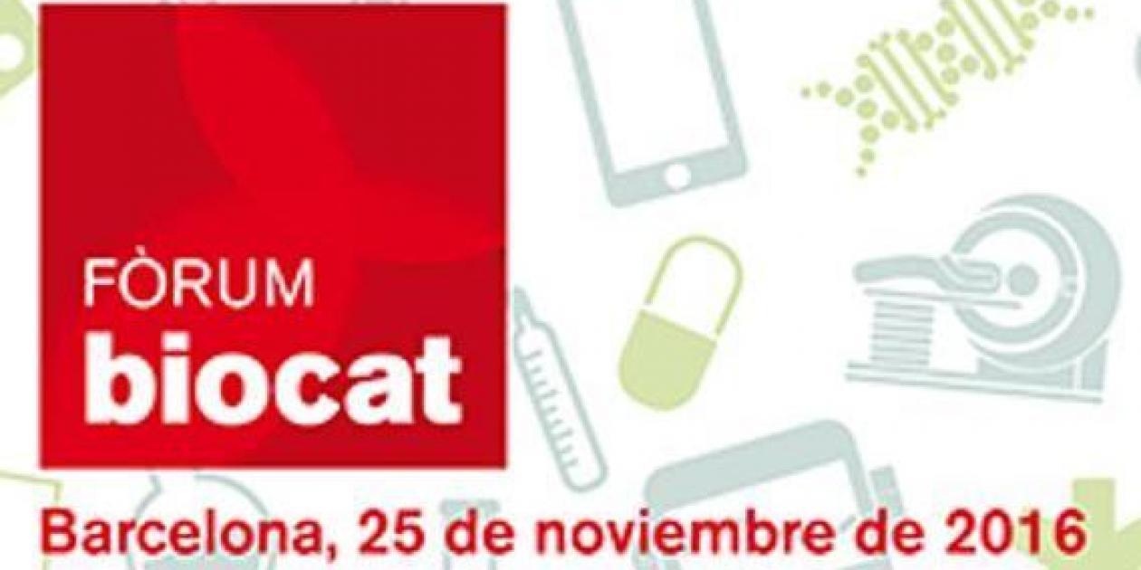 BioCat reune en el Fórum de la BioRegión de Cataluña a expertos internacionales del ámbito biotecnológico y salud digital.