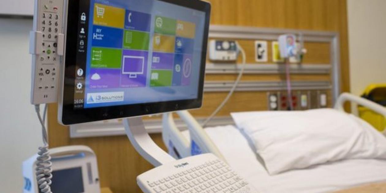 Tecnología conectada en el Hospital Humber River de Toronto