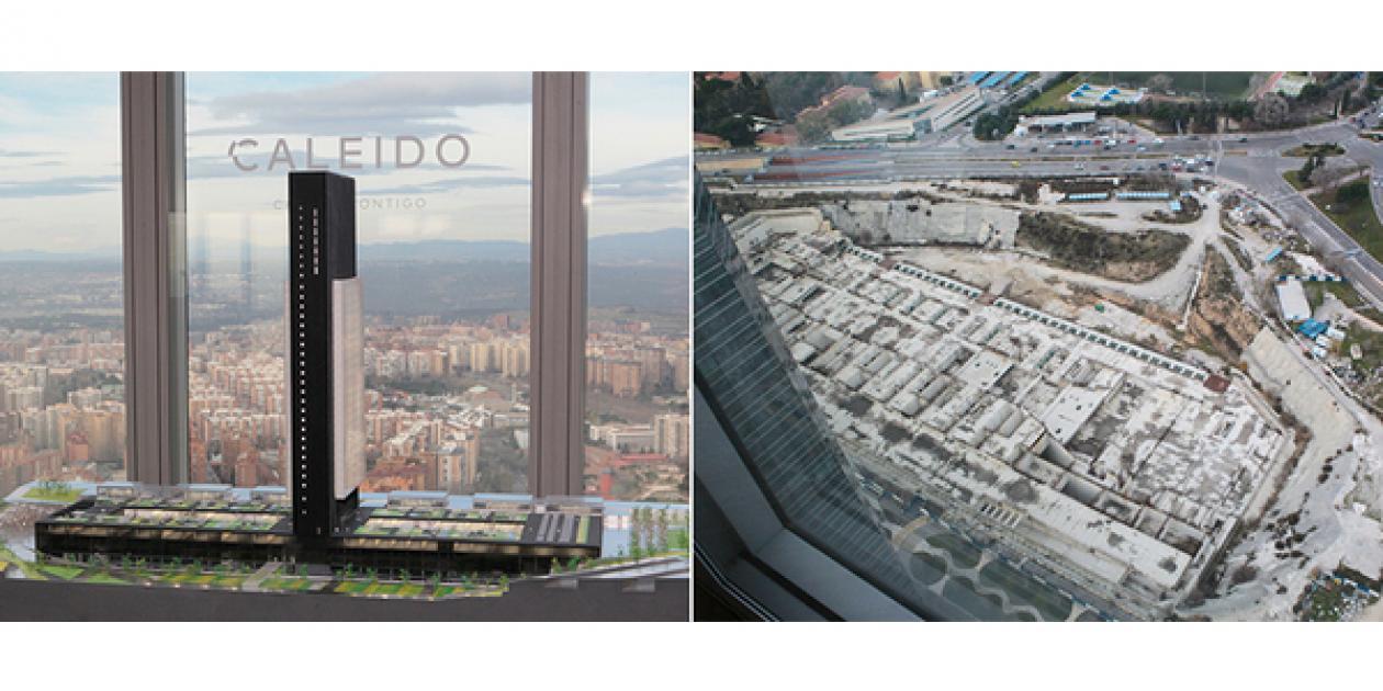 Hospital Quirónsalud en la Quinta Torre: 11.000 m2 y 10 millones en equipos