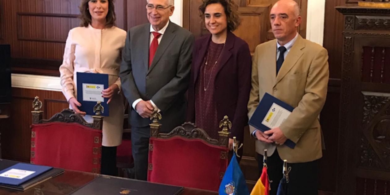 Montserrat se compromete a ejecutar la construcción del Hospital Universitario de Melilla