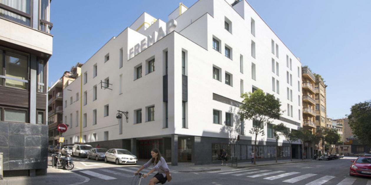Reforma Hospital FREMAP Barcelona