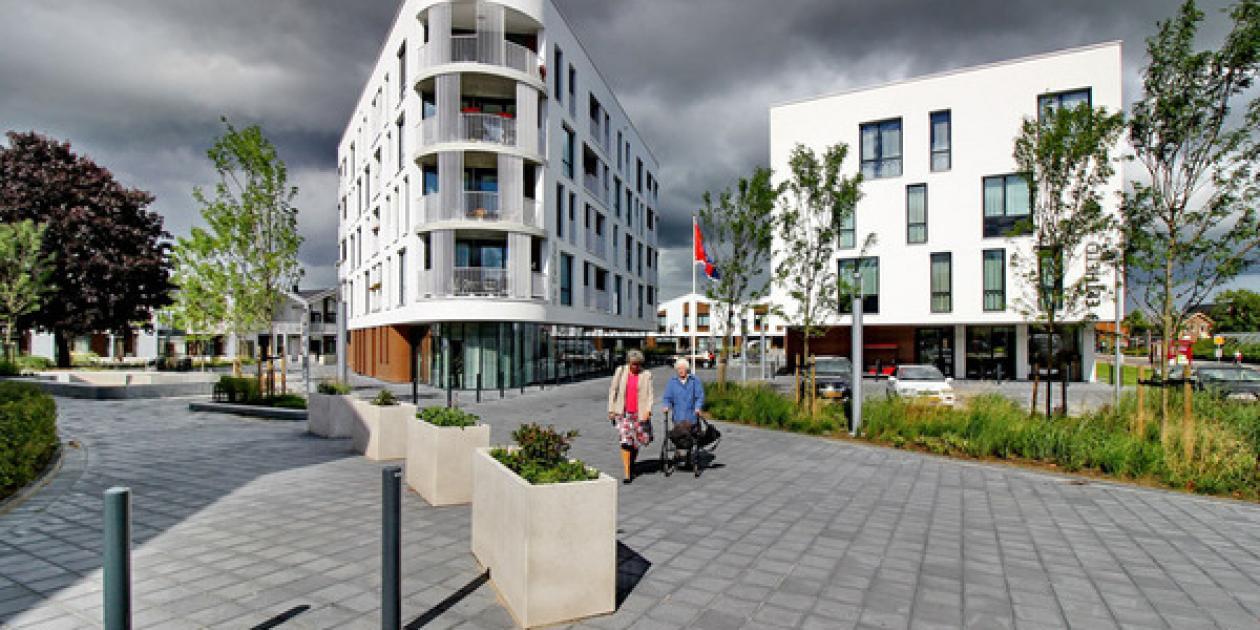 Complejo residencial y sanitario de Eltheto