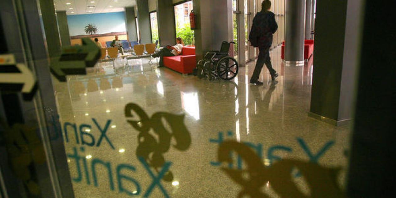 El Vithas Xanit de Benalmádena proyecta duplicar el hospital
