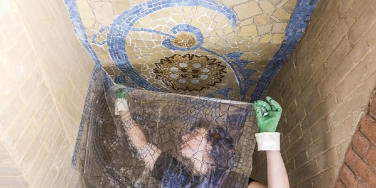 Rehabilitación del Pabellón de Operaciones del Hospital Sant Pau de Barcelona