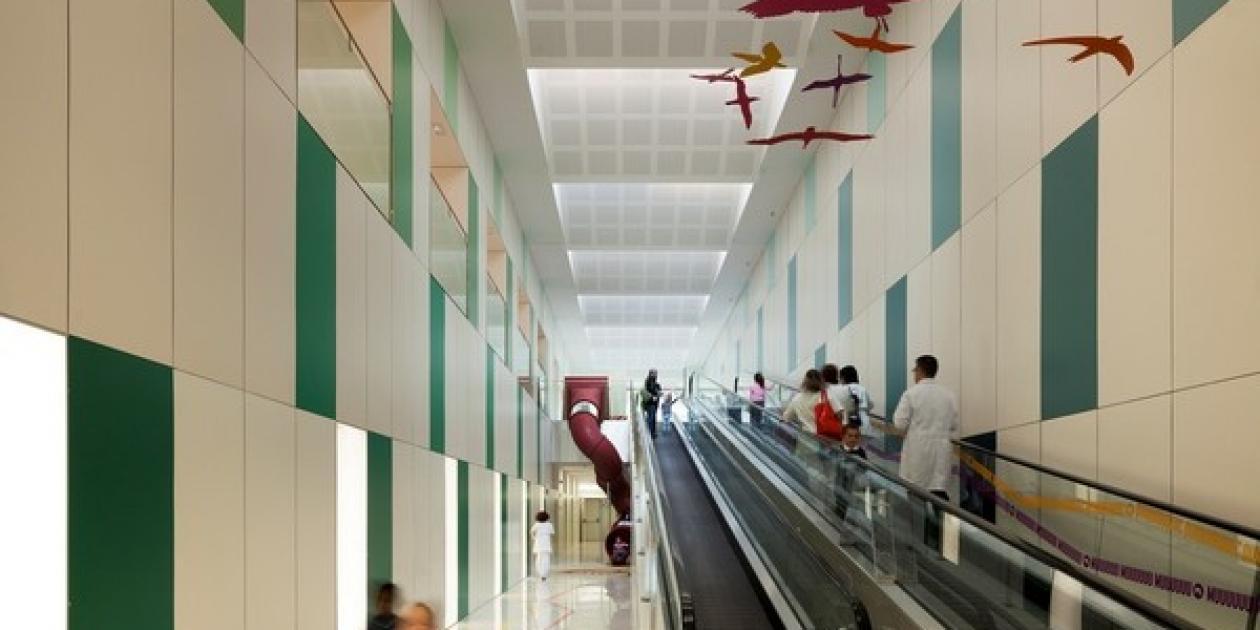 Hospital Infantil Sant Joan de Déu,      Esplugues de Llobregat,      Barcelona