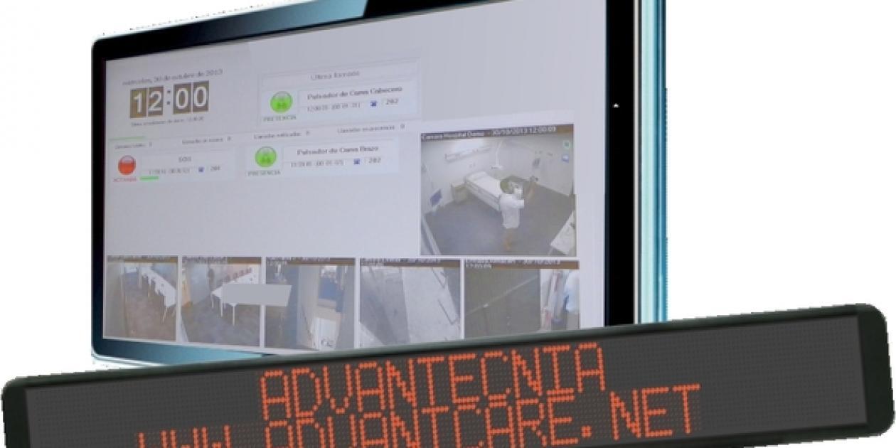 La facilidad y flexibilidad en la integración de Automatización y Seguridad a los Sistemas Asistenciales en Hospitales y Residencias