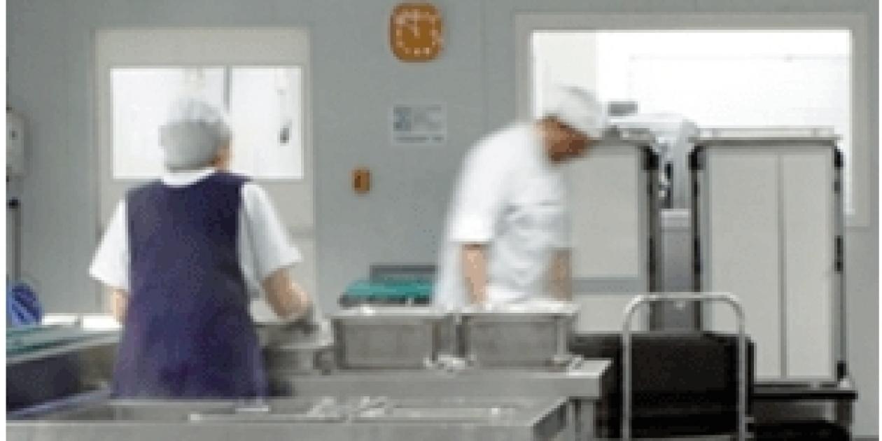 Cocinas Hospitalarias – Nutrición Clínica