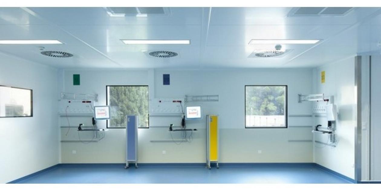 Nuevo bloque quirúrgico en el hospital Lapeyronie de Montpellier
