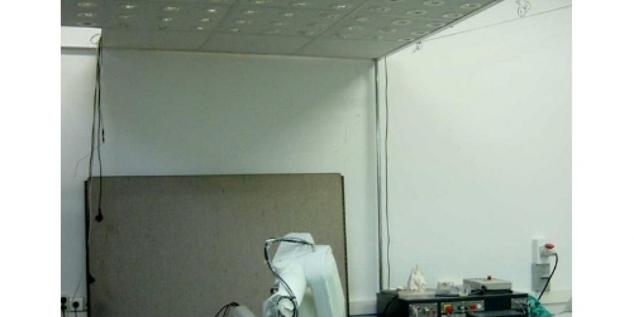 Sistema de iluminación inteligente para quirófanos