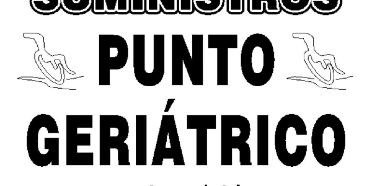 SUMINISTROS PUNTO GERIATRICO