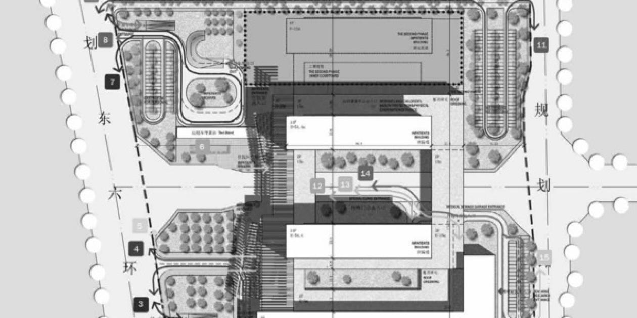 Planes directores en el diseño de hospitales