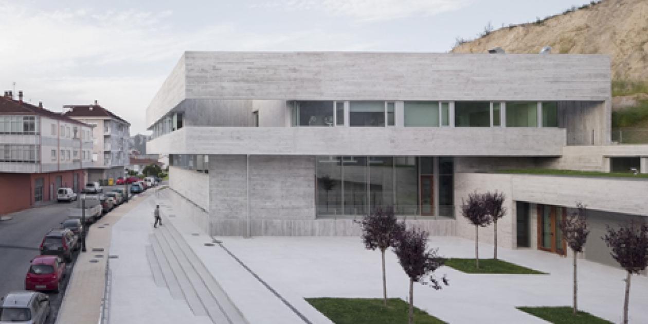 Centro de Salud en Valenzá