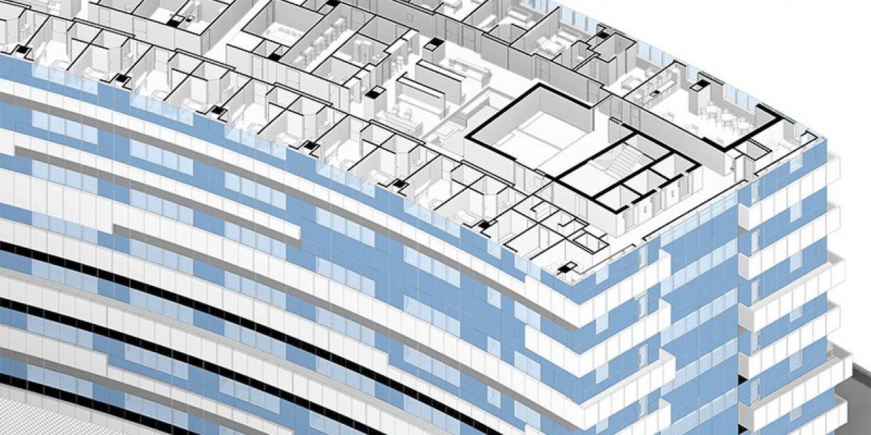 BIM aplicado a proyectos de grandes dimensiones