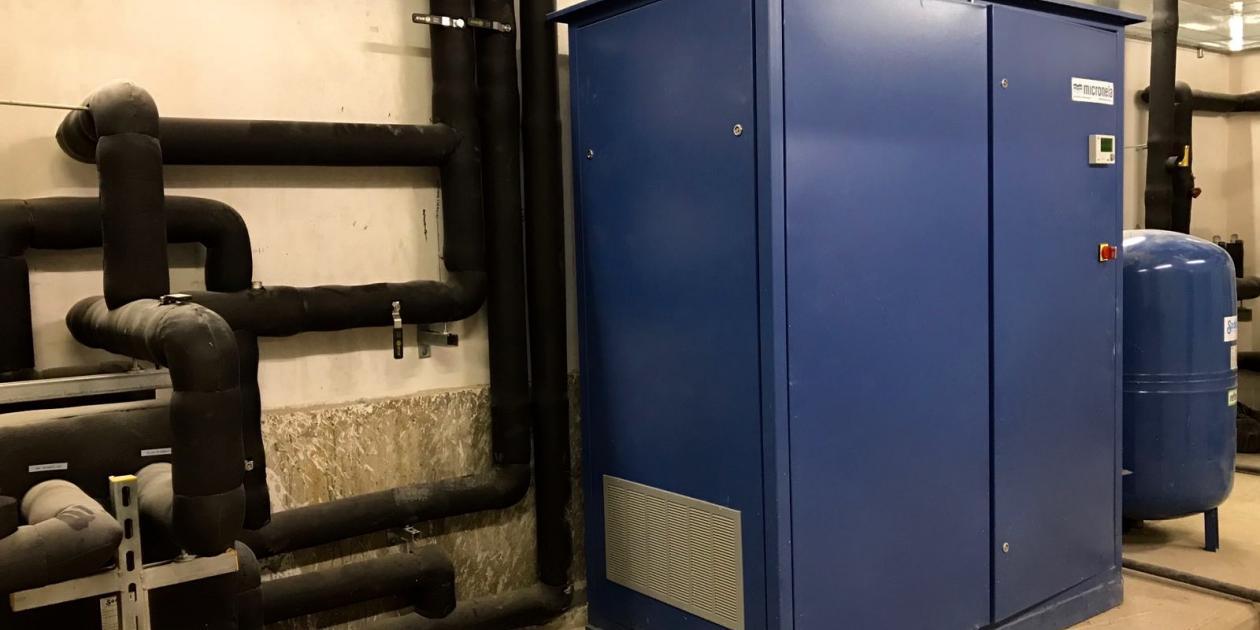 Un Legiopack para el tratamiento y eliminación de la legionela en el nuevo edificio del Hospital del Mar