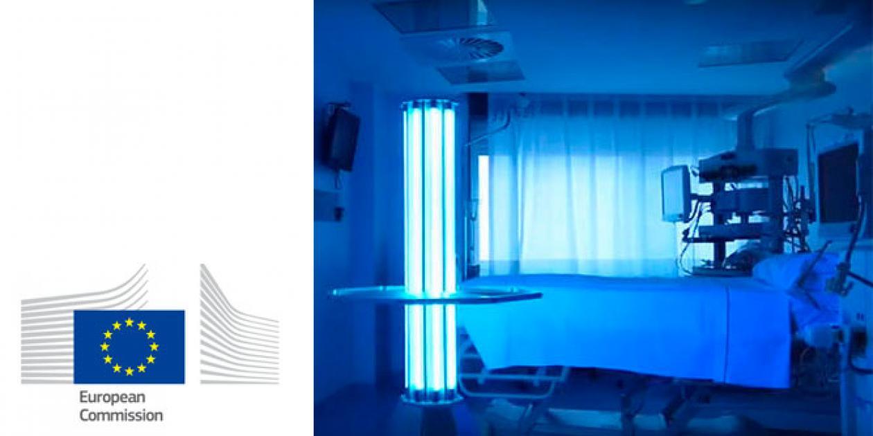 ¿Pueden las lámparas UV-C ser dañinas para la salud de las personas?