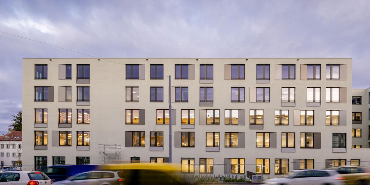 Hospital Felix Platter para personas mayores en Basel, Suiza
