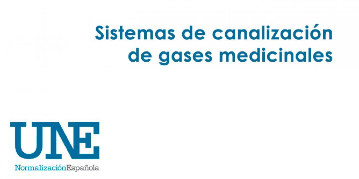 Sistemas de canalización de gases medicinales