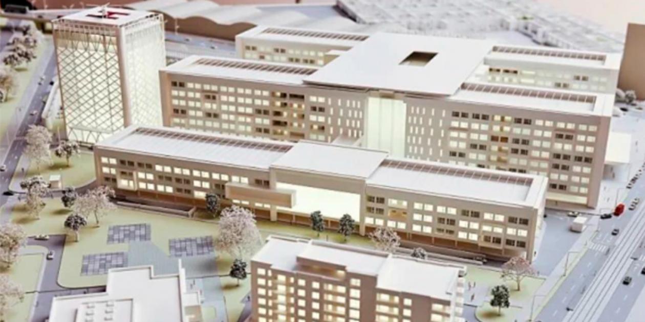 Aumenta la construcción de infraestructuras sanitarias en Rumanía