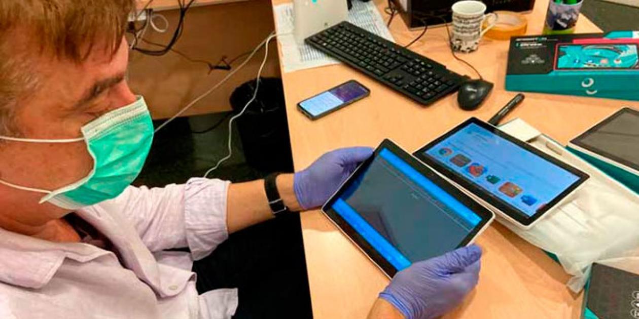 Cooperación e innovación tecnológica de la UPC para combatir el COVID-19