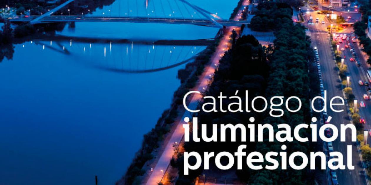 Catálogo de iluminación profesional 2020 de Signify