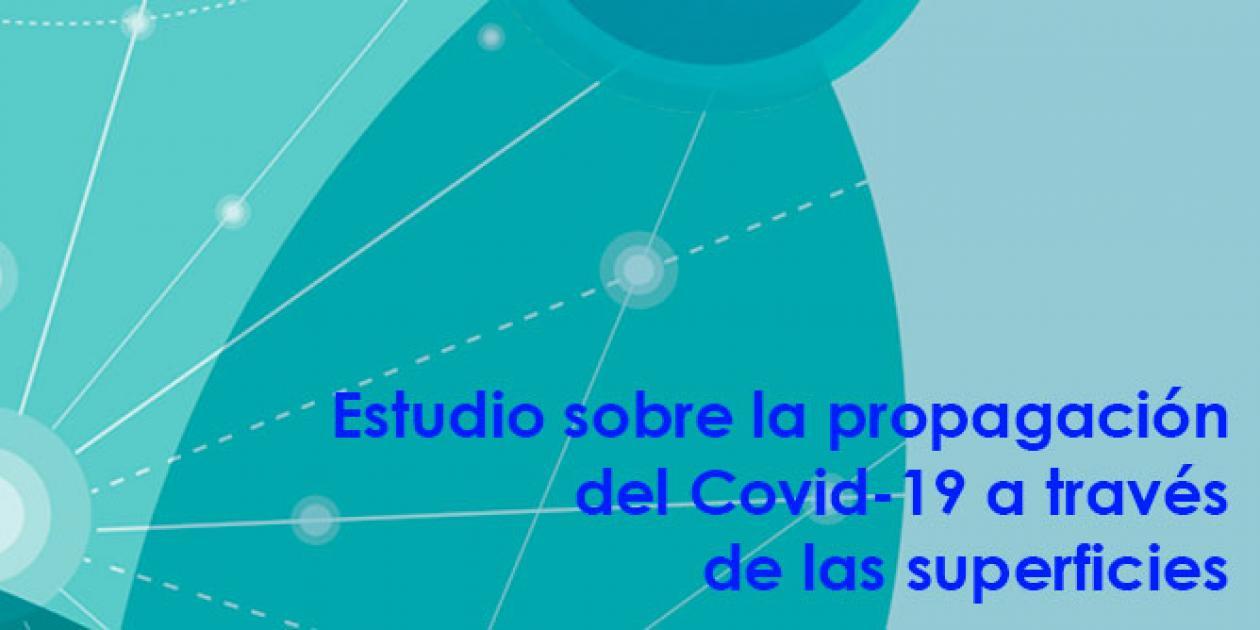 Se publica un estudio sobre la propagación del Covid-19 en un espacio clínico