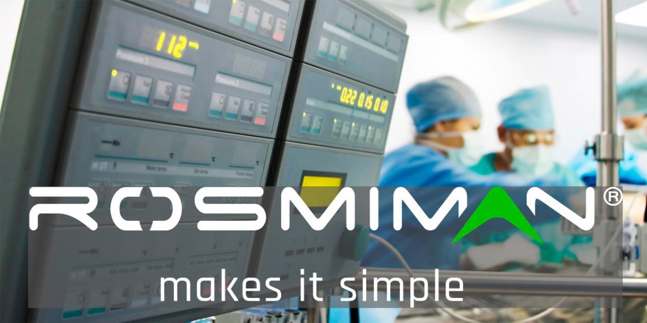 Rosmiman® Healthcare - Mantenimiento y gestión