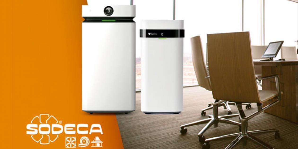 AIRDOG - Purificador de aire con sistema patentado para eliminar virus y bacterias