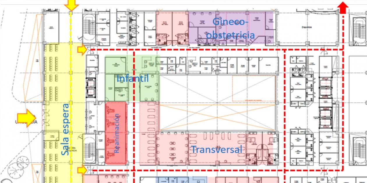 Guía de diseño para establecimientos hospitalarios de mediana complejidad