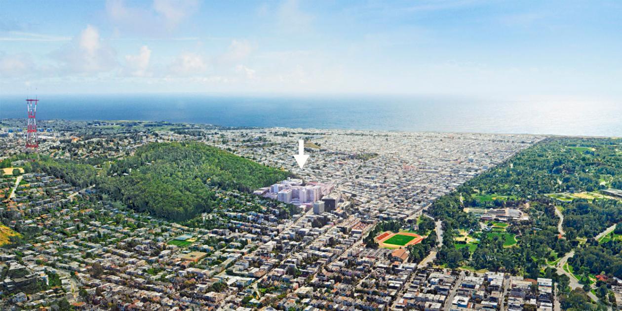 Herzog & de Meuron y HDR seleccionados para el nuevo diseño del hospital UCSF